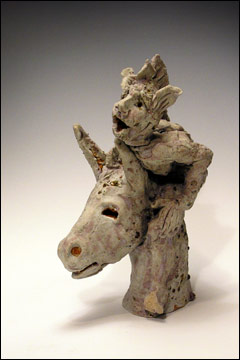 Ian Gregory Ceramic Sculptor